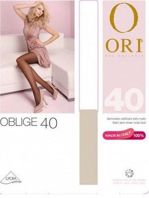Колготки Oblige 40 den XL