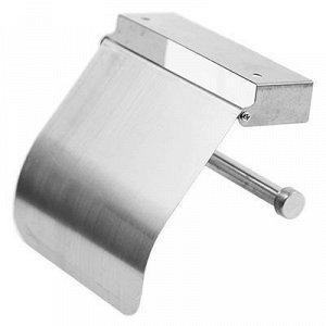 Держатель для туалетной бумаги из нержавеющей стали, настенн