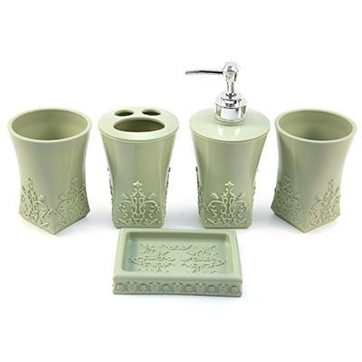 Домашняя мода 68 - любимая хозяйственная! — Ванная и туалет-Наборы аксессуаров для ванной — Ванная