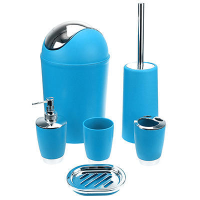 Домашняя мода — любимая хозяйственная, посуда — Ванная и туалет-Наборы аксессуаров для ванной — Ванная