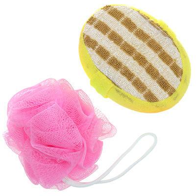 Домашняя мода — любимая хозяйственная, посуда — Ванная и туалет-Мочалки, губки для тела, помазок — Душевые принадлежности