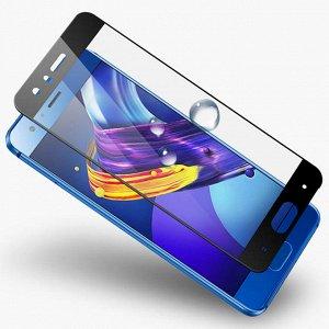 Черный. Стекло Full Screen защитное Huawei
