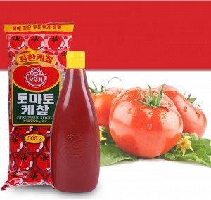 Кетчуп томатный Оттоги/Ottogi, Корея, 500 г