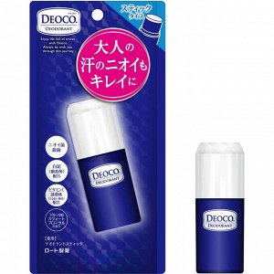 ROHTO Deoco Medicated Deodorant Stick - дезодорант
