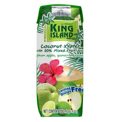 Самая большая ЭКО-ветка! Лучшее в твою продуктовую корзину — Напитки-Кокосовая вода — Диетические напитки, соки и воды
