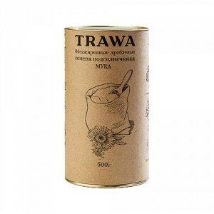 Мука из обезжиренных семян подсолнечника Trawa