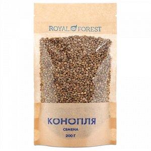 Семена конопли неочищенные Royal Forest