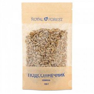Семена подсолнечника Royal Forest