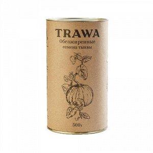 Семена тыквы обезжиренные Trawa