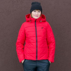 Женская куртка Аэролайт-Фуксия