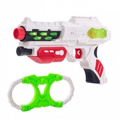 Gulliver - любимые игрушки! Распродажа — FUN RED — Игровое оружие