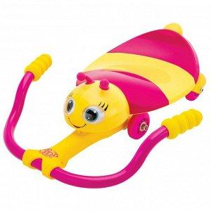 Детская каталка Twisti Lady Buzz (Твисти Леди Базз) с механическим управлением