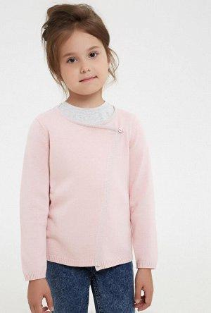 Жакет детский для девочек Parsley 1 светло-розовый