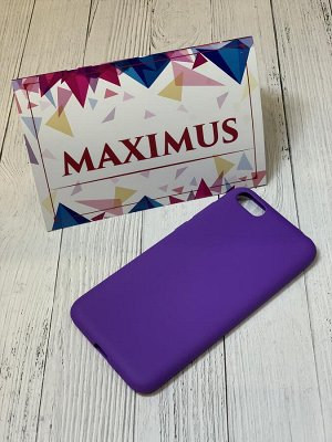 Фиолет Чехол силиконовый Samsung Galaxy