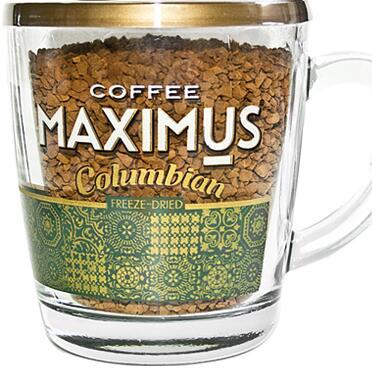 """✔Бакалея ✅ Скидки❗❗❗Огромный выбор❗Выгодные цены🔥 — ❗️❗️❗️Цены снижены - Кофе """"Maximus"""" мягкая упаковка — Растворимый кофе"""