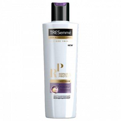 Очищение с DOVE — Бальзамы TRESEMME — Для волос
