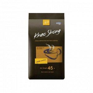 Тайский ароматный кофе растворимый Khao Shong