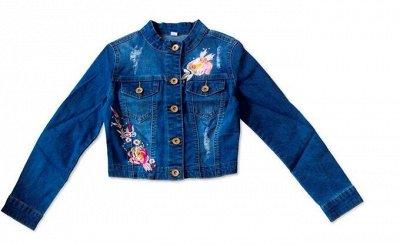 Джинсы от Yuke! Размеры от 86 до 182 см! — Куртки для девочек — Для девочек