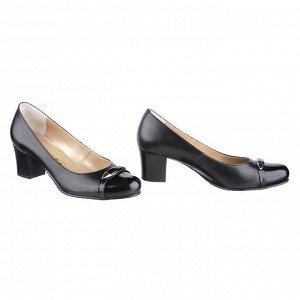 Классические туфли на большую полноту. Модель 2292