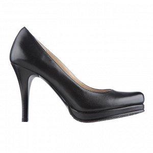 Модельные туфли на платформе. Модель 2192