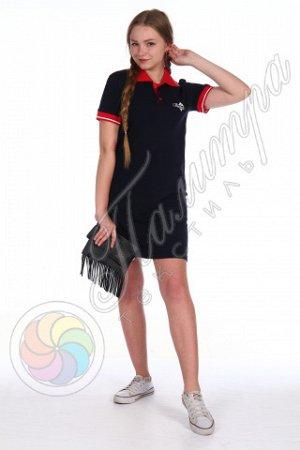 Платье - Поло