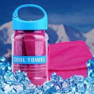 Охлаждающее полотенце