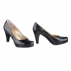 Женские туфли на платформе. Модель 2210