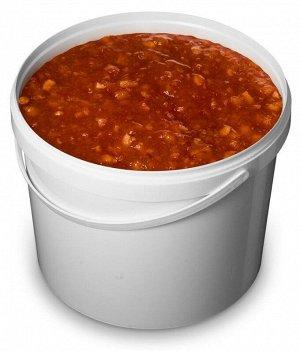Апельсиновая начинка термостабильная 40% ягод