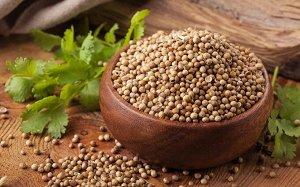 Кориандр семена целые, 1 кг