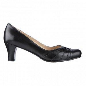 Классические офисные туфли. Модель 2188