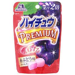 Жевательные конфеты со вкусом красного  винограда, 35гр