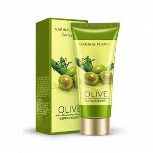 One Spring Освежающая пенка для умывания с экстрактом плодов оливкового дерева