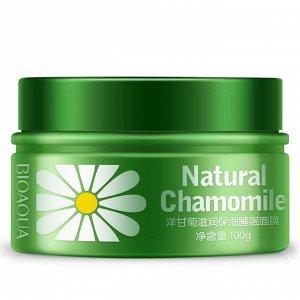 BIOAQUA Natural Chamomile Ночная крем-маска для лица с экстрактом ромашки