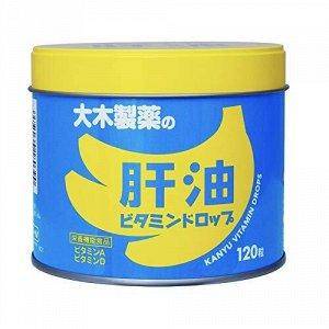 Papa Jelly - витаминизированный рыбий жир со вкусом банана