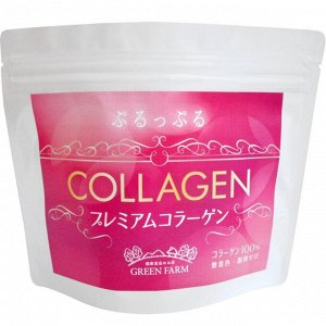 GREEN FARM - 100% чистый коллагеновый пептид (свиной)