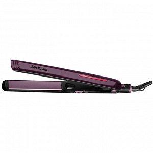 Щипцы для выпрямления волос АКСИНЬЯ КС-800 сиреневые
