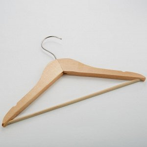 Вешалка-плечики 31 см для одежды деревянная детская ТД-00016