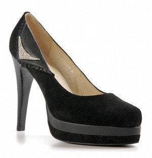 Туфли MOSSO, Черный