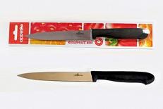 Нож Нож нерж Гурман д/нарезки 12,7см, в блистере размер общий 22см, длина лезвия 12,7см