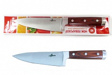 Нож Нож нерж Престиж поварской 15см, в блистере размер общий 28см, длина лезвия 15см