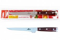 Нож Нож нерж Престиж универс 15см, в блистере размер общий 27см, длина лезвия 15см