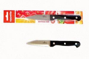 Нож Нож нерж Шеф   д/овощей 7см, в блистере размер общий 18см, длина лезвия 7,5см