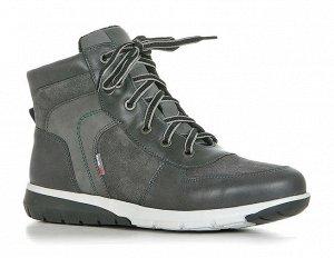 Ботинки ЛЕЛЬ, Темно-серый