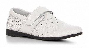 Туфли мокасины BUDDY DOG, Белый на 38