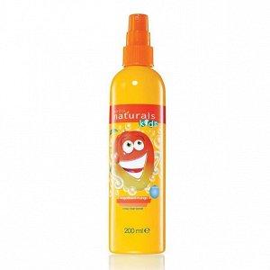 """Детский спрей для облегчения расчесывания волос """"Манговое удовольствие"""", 200 мл"""