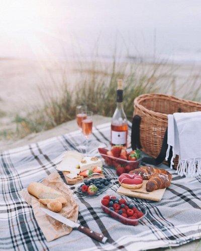 5 Готовимся к летнему сезону заранее!Аксессуары для бассейна — Посуда для пикника — Наборы посуды