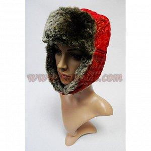 Ушанка Детские шапки Maxval, модель UY8017, Размер 56-58, Состав: 100%нейлон,