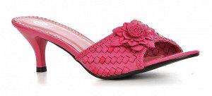 Женские летние Сабо POLIVI, цвет розовый