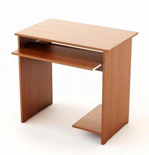 Стол компьютерный Малый (упрощённый) (1уп) (Бук тёмный)