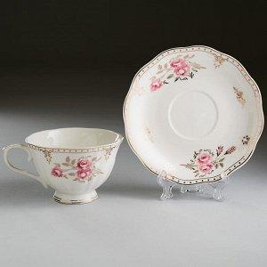 """Набор чайный 12 предметов МР024P/6 """"Завтрак у королевы"""" в подарочной коробке"""